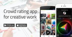 Download the app - RateMyTate App Store, Google Play, Creative