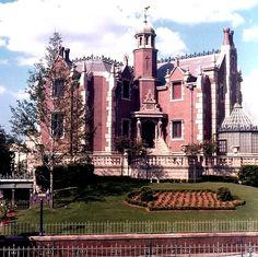 Haunted Mansion, DisneyWorld