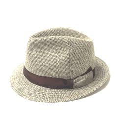 Cappello in lana anni 60by antica cappelleria Troncarelli-Roma