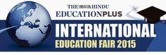 International education fair in Bangalore on Tuesday
