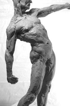 Figure sculpture, David Dame on ArtStation at https://www.artstation.com/artwork/figure-sculpture-fcc78643-b5f9-4993-8dab-af8fac36e1c7