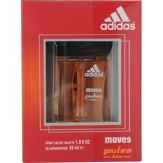 Launched by the design house of Adidas in 2010, ADIDAS MOVES PULSE by Adidas for Men posesses a blend of: Aquatic Mint, Spicy Coriander, Cedar, Freshly Cut Wood, And Musk. It is recommended for  wear.