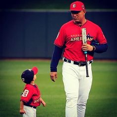 62 Best Father Son Moments images | Father, son, Father, Sons Miguel Cabrera Father