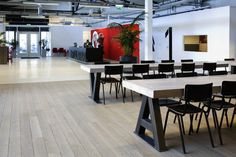 Virtual Affairs Open Warehouse Offices
