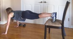 A 6-Move Circuit You Can Do Without Leaving Your Chair