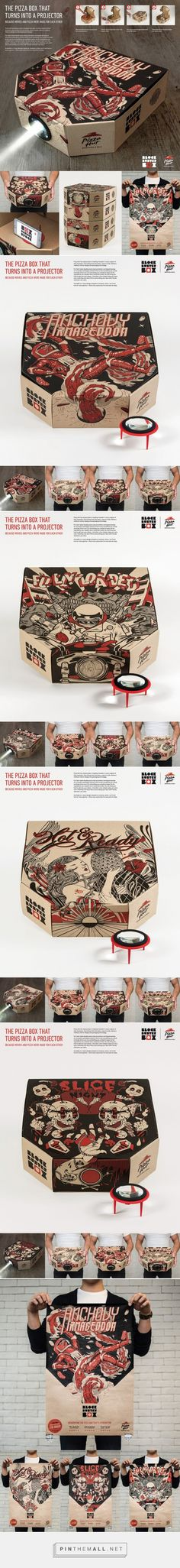 Turn your ‪#‎pizzahut‬ box into a ‪#‎projector‬! Designed by Ogilvy & Mather Hong Kong - http://www.packagingoftheworld.com/2015/05/pizza-hut-block-buster-project-box.html