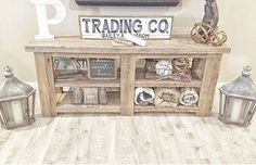 Love how @thewoodenriverhome styled our TRADING CO. If you haven't already, please check out her feed! 😘 #tradingco #handpainted #handpaintedsign #sign #signs #etsy #etsyshop