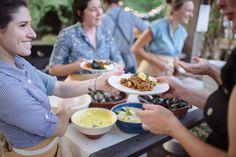 #paella #openflame #foodstations #weddingfood #wedding #celebration #outdoorwedding #outdoordining #outdoor #dining #theboonvillehotel #boonvillehotel #boonville #hotel #table128 #california