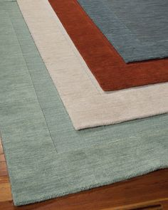 Hallway runner -  Ivory Irwin Flatweave Rug by Barclay Butera Lifestyle at Horchow.