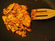 10-Minute BBQ Tofu #vegan #tofu #yummy #recipe