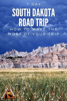 The Ulitmate South Dakota Road Trip - Itinerary through the National Parks - - The Black Hills of South Dakota is the prefect place to do a week long road trip. Here is the prefect itinerary for a South Dakota Road Trip. South Dakota Vacation, South Dakota Travel, Bad Lands South Dakota, East Coast Road Trip, Us Road Trip, Road Trip Destinations, Roadtrip, Humor, Travel Usa