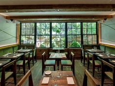 Delicious Korean-inspired gourmet Italian from Chris Cipollone at Piora, a date-worthy West Village newcomer.