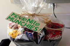 Most Favored Student Gift Baskets- #College #CarePackages Blog