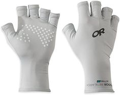 Amazon.com: Outdoor Research Activeice Spectrum Sun Gloves - Fingerless UV Hand Protection: Clothing