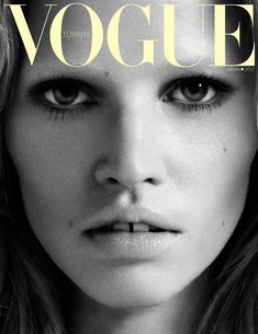 Vogue Turkey April 2012