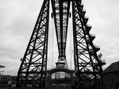 Middlesbroughs Transporter Bridge