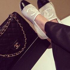 Cartera y calzado