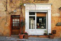 | ♕ | Rue Blanche Gaillard - Provence | by © Bruce Kerridge
