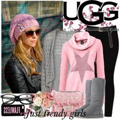 UGG winter collection 2015 | Just Trendy Girls