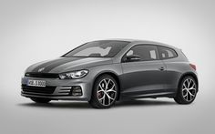 New VW シロッコGTS   2015年4月16日