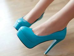 Pumps.. I love the color.. Endless possibilities!