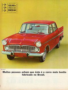 1965 Simca Rallye (Brazil)