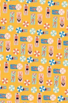 Summer prints - Naomi Wilkinson Illustration