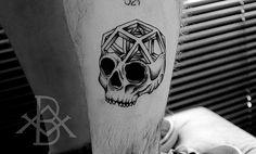 #tattoofriday - Bruno Almeida, Brasil.