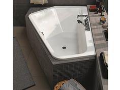 PAIOVA 5 Einbau- Badewanne by DURAVIT Design EOOS