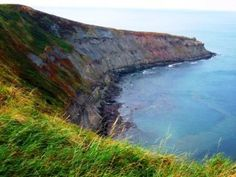 yorkshire coast walk Hinderwell to Staithes - admire the view