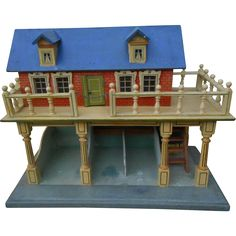 A wonderful Blue roof Gottschalk stable with an upstairs apartment** from…