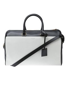 "Saint Laurent YSL Duffel, $2,980;  target=""new"">farfetch.com   - ELLE.com"