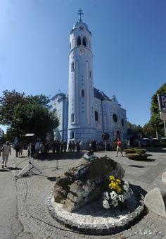 Bratislavský Kostol svätej Alžbety je známy ako Modrý kostolík - Regióny - TERAZ.sk