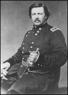 Brigadier General Alexander McDowell McCook, USA (1831 – 1903)