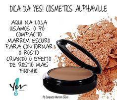 Dica da Yes! Cosmetics Alphaville!  #pocompacto #dica #yescosmetics #cosmeticsyes #cosmeticosyes #yescosmeticsalphaville #yes # maquiagemdecontorno #rosto #useyes #compreyes #alphaville #barueri #centrocomercialalphaville #maquiagem #make #makeup