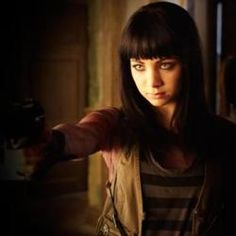 Kenzi from Lost Girl. Another character I LOVE.