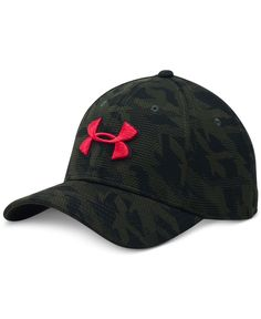 Under Armour Men s Printed HeatGear Logo Hat Gorras De Marca f82c8ec8152