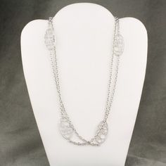 Pre-Owned Roberto Coin Gold Necklace $895.00