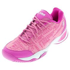 Prince Women's T22 Lite Tennis Shoe-Purple/Pink -- More info could be found at the image url.
