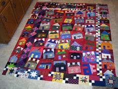 Quiltville's Quips & Snips!!: Welcome Home!