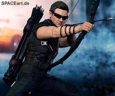The Avengers: Hawkeye - Deluxe Figure, Fertig-Modell ... http://spaceart.de/produkte/tav008.php