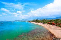Maenam beach, Ko Samui