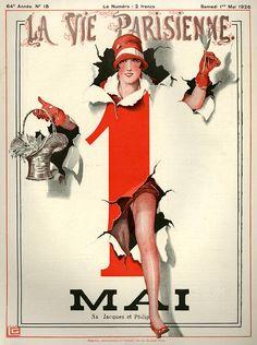 1926 La Vie Parisienne Magazine