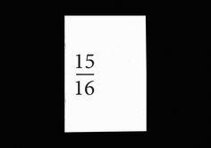 """Consultare la pagina di questo progetto @Behance: """"Portfolio 15/16"""" https://www.behance.net/gallery/44634597/Portfolio-1516"""