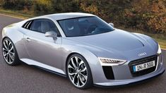 Audi TT 2015---maybe can add it to the Q5