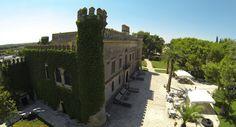 castello monaci / Lecce