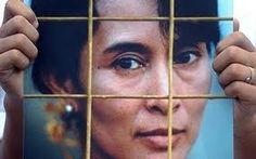 Aung San Suu Kyi, eindelijk een stem in het parlement
