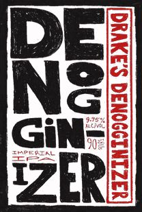 Here's a favorite with a great name - who want to be denogginized?!