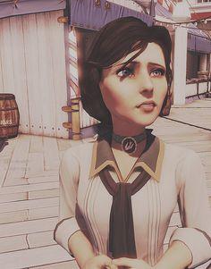 Elizabeth Comstock (Bioshock Infinite) by Ariadne-Croft
