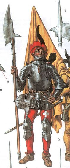 Swiss mercenaries (Reisläufer) were notable for their service in foreign armies, especially the armies of the Kings of France, from the Later Middle Ages into the Age of the European Enlightenment. Their service as mercenaries was at its peak during the Renaissance, when their proven battlefield capabilities made them sought-after mercenary troops. There followed a period of decline, as technological and organizational advances counteracted the Swiss' advantages.